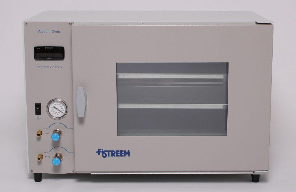 OVA031.XX3_Fi-Streem Digital Vacuum Oven 31 L, 120V_LabStrong_White (1)
